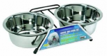 Stainless Steel Double Diners
